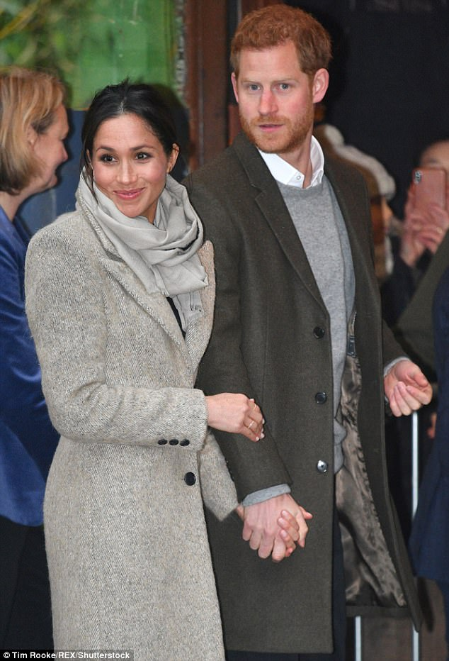 This Thursday Harry and Meghan make their first joint visit to Wales but it will take place on the same day as Prince William is due to carry out engagements elsewhere