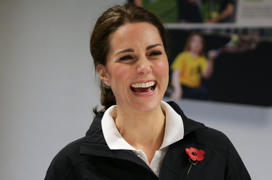 This afternoon The Duchess of Cambridge will visit the @WimbledonFdn Junior Tennis Initiative in Mitcham as Patron Photo C TWITTER