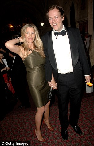 Tom and Sara Parker Bowles after 12 years of marriage