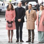 William and Kate join Princess Victoria and Prince Daniel Photo C PA