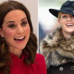 Zara Tindall pregnant Will Kate Middleton have her baby first Photo C GETTY IMAGES
