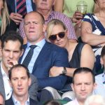 Zara Tindall pregnant Zara has been married to Mike since 2011 Photo C GETTY IMAGES