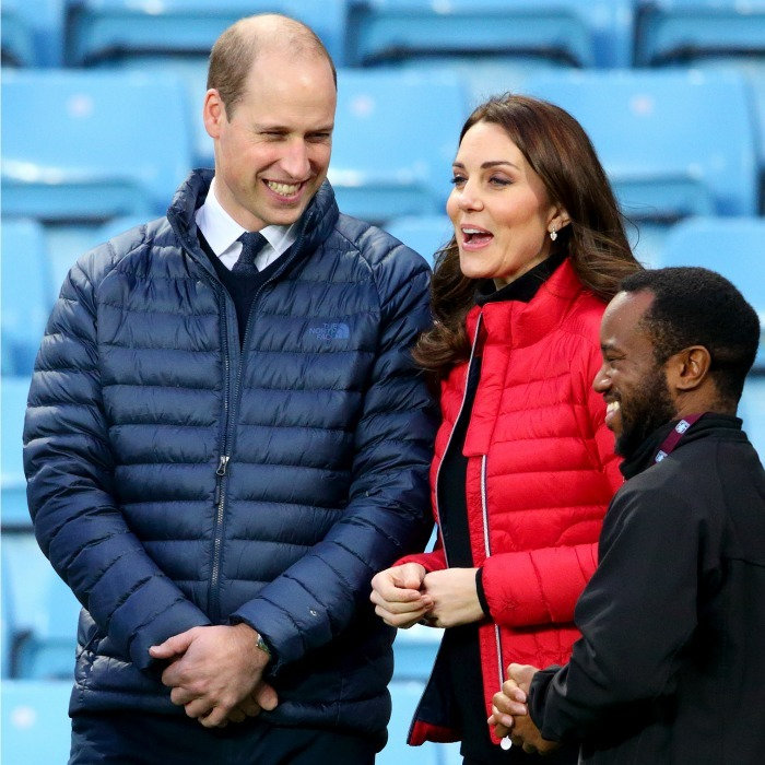 Prince William and Kate's best twinning moments in photos Phot Prince William and Kate's best twinning moments in photos Photo (C) GETTYo (C) GETTY