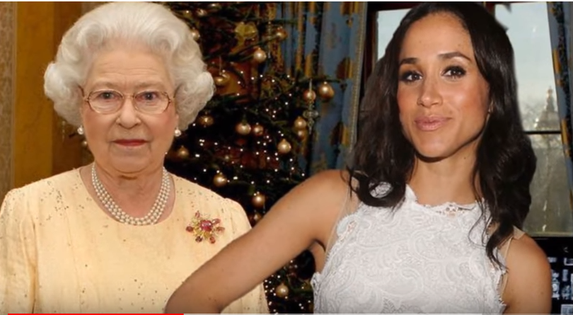 Why the Queen want Meghan Markle to replace Kate Middleton Photo (C) GETTY