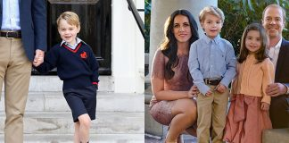 A Royal Romance have got wrong about Prince George Photo (C) GETTY