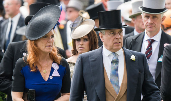 Camilla, Duchess of Cornwall Sarah Ferguson and Prince Andrew remain close Photo (C) GETTY