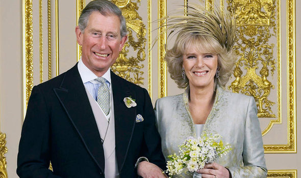 Camilla, Duchess of Cornwall She is married to Prince Charles, heir apparent to the throne PHoto (C) GETTY