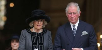 Charles was apparently so devastated that Camilla was marrying someone else, he refused to attend. Photo (C) Getty