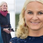 Crown Princess Mette-Marit of Norway with Kate Middleton, Duchess of Cambridge Phot o (C) GETTY