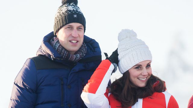 Is this the name Kate and William will choose for their third child Photo (C) GETTY