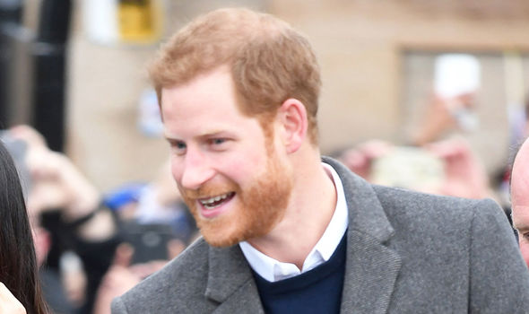 It appears that Prince Harry will play a more prominent role for the Commonwealth Photo (C) GETTY