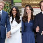 It helped that the many get togethers that have taken place between the two couples have been conducted Photo C CHRIS JACKSON GETTY IMAGES