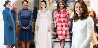 Kate Middleton Duchess of Cambridge best dresses and maternity style Photo C GETTy