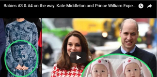 Kate Middleton and Prince William Expecting Twins