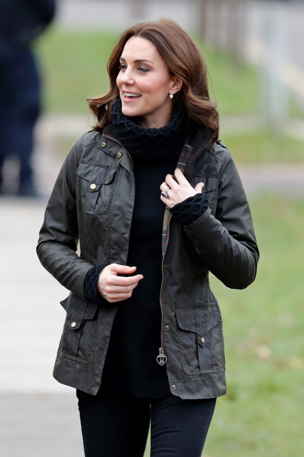 Kate Middleton has worn the same boots for years when dressing casually [Getty]