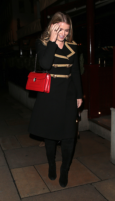Princess Beatrice and Lady Kitty Spencer hit the town in style Photo C GETTY