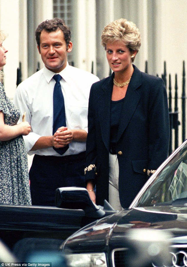 Long-time butler Paul was Diana's butler for 10 years between 1987 and 1997, when Diana tragically died in a car crash in Paris. He famously described himself as her 'rock'