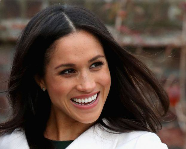 Meghan Markle during an official photocall to announce the engagement Photo (C) GETTY