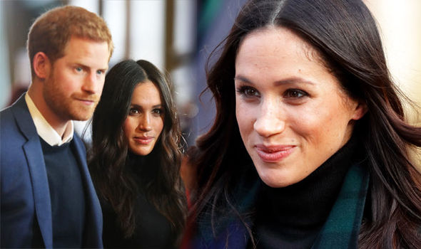 Meghan Markle How Prince Harry's bride is planning a feminist wedding day Photo (C) GETTY