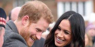 Meghan Markle It is said she does not mind meeting Harrys ex girlfriends Photo GETTY