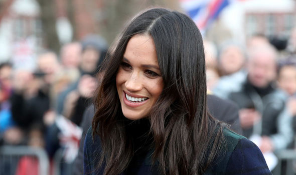 Meghan Markle and Prince Harry are getting married on May 19 this year Photo (C) GETTY