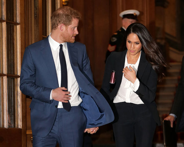 Meghan Markle news Will Prince Harry Photo (C) GETTY