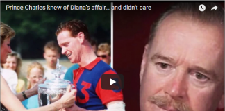 Prince Charles knew of Diana's affair… and didn't care
