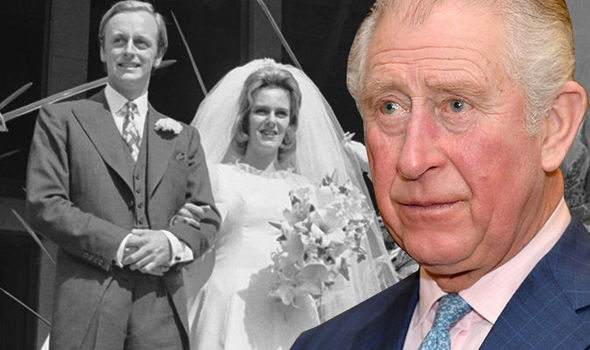 Prince Charles was distraught when Camilla married Andrew Parker Bowles Photo (C) GETTY