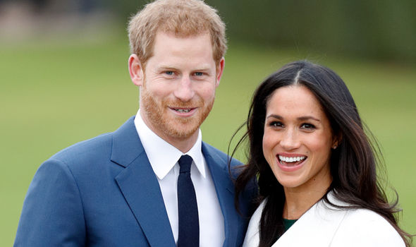 Prince Harry He is engaged to Suits actress Meghan Markle Photo (C) GETTY