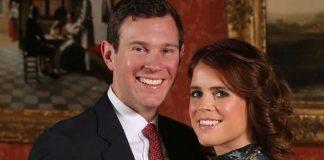 Princess Eugenie and fiance Jack Brooksbank Photo C GETTY