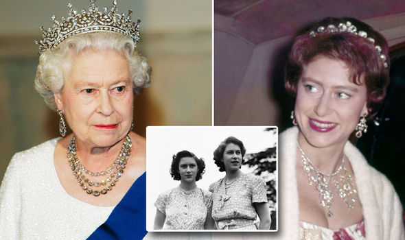 Queen Elizabeth Princess Margaret had a surprising reaction when she said she would be queen Photo (C)