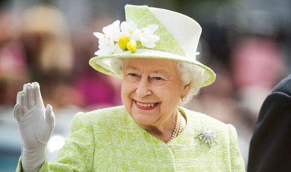 Queen Elizabeth She never expected to become Queen of England Photo (C) GETTY
