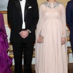 The Duchess has worn a variety of gowns on her trip Photo (C) GETTY
