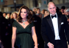 This evening The Duke and Duchess of Cambridge are attending the EE British Academy Film Awards at the Royal Albert Hall.Photo (C) TWITTER KENSINGTON