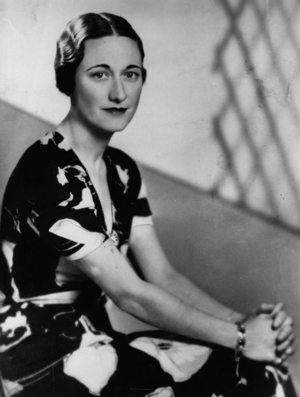 US socialite Wallis Simpson was two times divorced Photo (C) GETTY