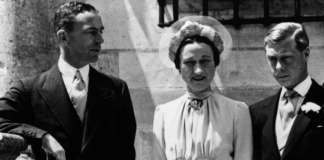 Wallis Simpson Loved Another Man Photo C AP GETTY IMAGES