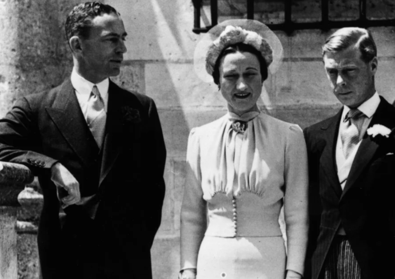 Wallis Simpson Loved Another Man Photo (C) AP, GETTY IMAGES