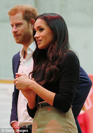 With her wedding day just weeks away, it's little wonder that Meghan Markle is suffering a few last-minute jitters