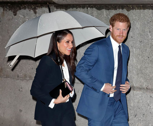 Meghan Markle will not be in line to the throne when she marries Prince Harry Photo (C) GETTY