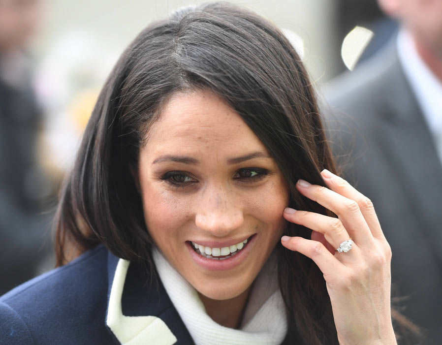 Meghan Markle and Prince Harry visit Birmingham in pictures Photo C GETTY