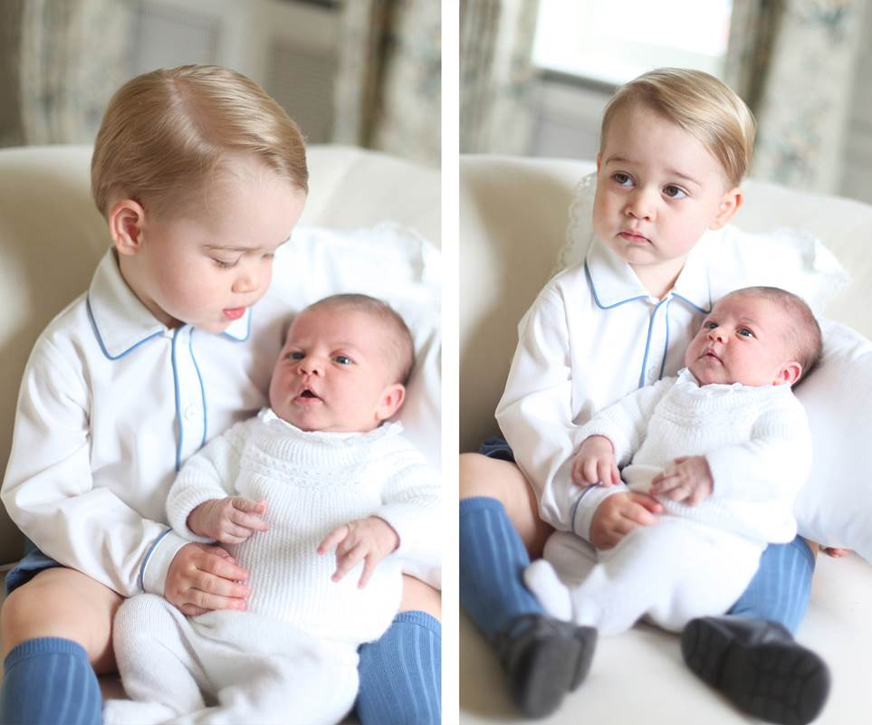 Prince William, Catherine Duchess of Cambridge, Prince George, and Princess Charlotte Family Photos (C) GETTPrince William, Catherine Duchess of Cambridge, Prince George, and Princess Charlotte Family Photos (C) GETTY IMAGESY IMAGES