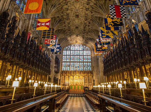The Royal wedding will be the exclusive social event of the year Photo C PA