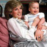 Princess Diana, Prince William, Prince Harry and Prince Charles Photo (C) GETTY