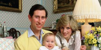20 Princess Diana Prince William Prince Harry and Prince Charles Photo C GETTY