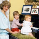 25 Princess Diana Prince William Prince Harry and Prince Charles Photo C GETTY