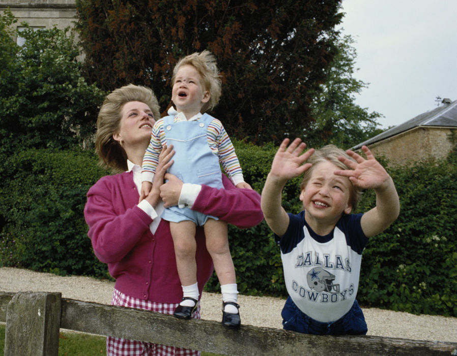 01 Princess Diana Prince William Prince Harry and Prince Charles Photo C GETTY