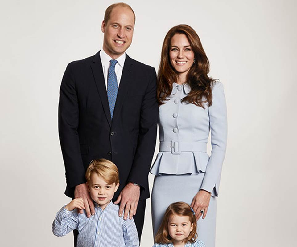 Prince William, Catherine Duchess of Cambridge, Prince George, and Princess Charlotte Family Photos (C) GETPrince William, Catherine Duchess of Cambridge, Prince George, and Princess Charlotte Family Photos (C) GETTY IMAGESTY IMAGES