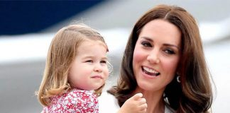 42 Prince William Catherine Duchess of Cambridge Prince George and Princess Charlotte Family Photos C GETTY IMAGES
