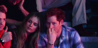 Cressida Bonas and Prince Harry attended charity event We Day UK in 2014 the year they broke up Photo C GETTY