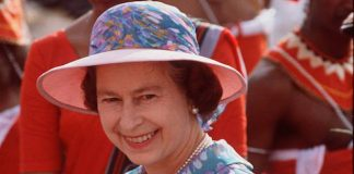Declassified papers reveal the Queen survived an assassination attempt in 1981 Photo C GETTY